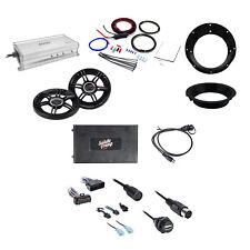 Metra Bluetooth Audio Interface W/Speakers, MountingRing, Amplifier & Power Kit
