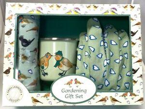 Emma Lawrence Designs I Love Birds Range Gardening Gift Set BNIB Present