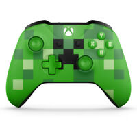 Xbox One Controller Minecraft Creeper XBOX ONE (PAL) New!!