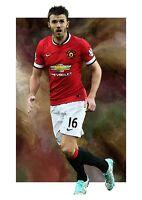 Manchester United Legends ,   , A4 , canvas , LEGENDS