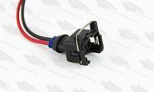 EV1 Fuel Injector Connectors Plugs Clips Pigtails Quick Disconnect