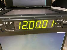 Autoscript E.P.I.C ClockPlus+ (Timecode Clock for Autoscript Epic Teleprompters)