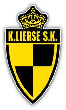 K. Lierse S.K. Belgium Soccer Football Car Bumper Sticker Decal 3'' x 6''