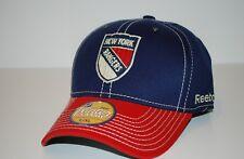 New York Rangers Reebok NHL Winter Classic Flex Fit Hockey Cap Hat  S/M