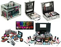 Beauty Box Cosmetic Colour Case Make Up Technic Xmas Gift Set