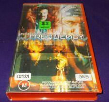 STRANGE FREQUENCY VHS PAL ANTHOLOGY
