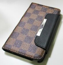 Flip Leather Case For Samsung Galaxy Note i9220