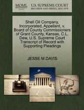 Shell Oil Company, Incorporated, Appellant, V. Board Of County Commissioners ...