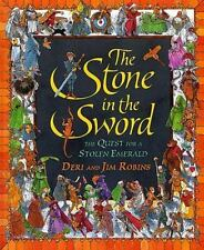 Gamebook: Stone in the Sword : The Quest for the Stolen Emerald by Deri...