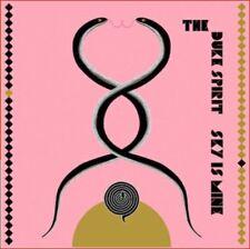 """The Duke Spirit - Sky Is Mine (NEW WHITE 12"""" VINYL LP)"""