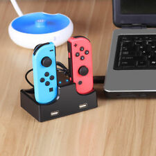 Charging Dock for Nintendo Switch Joy-Con 2 Grips Controller Handle Charger