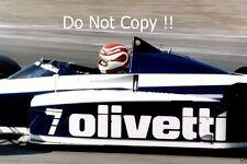 Nelson Piquet Brabham BT54 BRITISH GRAND PRIX 1985 Photo