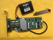 LSI MR SAS 9270CV-8i 6Gbps SATA/SAS RAID  Controller Card + Battery