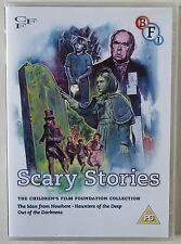 SCARY STORIES / 3 CLASSIC FILMS / CHILDRENS FILM FOUNDATION / BFI / 2013