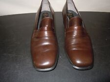 Peter Kaiser Cafe Gala Akadi Women's Shoes Dark Brown 6.5M Made in Germany
