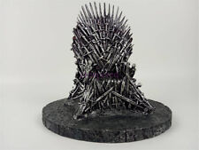 "The Iron Throne Game of Thrones Replica Statue 7""(18cm) Christmas Halloween Gift"