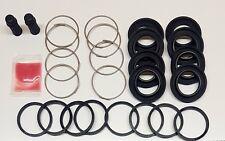 Nissan 4 Piston Front Brake Caliper rebuild kit S14, S15, R32, R33, R34, Z32