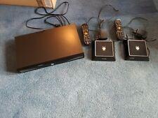 2 TiVo Tivo Mini Receivers / TiVo Romio Pro Tcd848000/ 2 remotes -used
