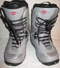 Men's Morrow High Quality Snowboard Boots Size 9 USA No Box MORROWSNOWBOARD