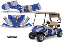 Golf Rolle Grafik Kit Sticker für Ez-Go Txt 2014-2018 Tbomber