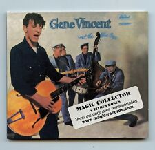 Rare Rockabilly CD - Gene Vincent & Blue Caps - Vol. 2 - France Import