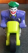 Joker On Bike Figurine