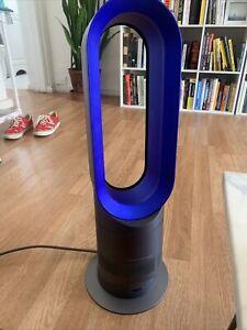 Dyson Hot + Cool Fan Heater - Blue/silver PLEASE READ