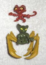 2007 Spider Aracknor & Jersey Devil (TMNT Movie) - INCOMPLETE (NO net)