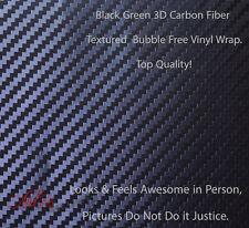 Black Vinyl Decal Overlay Color Front Rear FITS GMC Yukon Sierra Denali Emblem
