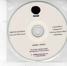 (DV218) Tristan Coleman, Still Life With Sound - DJ CD