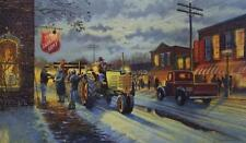 """Dave Barnhouse """" The Spirit of Giving""""  Art Print-Signed and Numbered"""