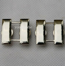 WW2 PAIR U.S. US ARMY OFFICER'S CAPTAIN RANK INSIGNIA BADGES -32141