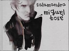 "MIGUEL BOSE' - RARO CD + LIBRO "" SALAMANDRA """