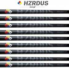 Project X HZRDUS Black Driver Shafts - Choose Flex, Weight and Adapter