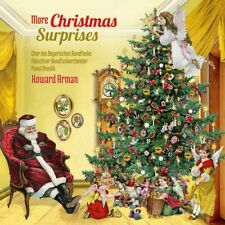 Chor des BR - More Christmas Surprises, 1 Audio-CD