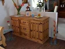 MiaMöbel Mexico Sideboard Pinie Honig, Landhaus (10343) Mexiko