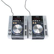 2er Paket: Pioneer CDJ 200 DJ CD MP3 Player mit Effekten