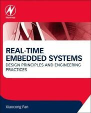 REAL-TIME EMBEDDED SYSTEMS - NEW PAPERBACK BOOK
