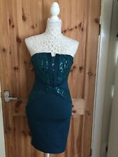 Lipsy London Celadon dress size 10