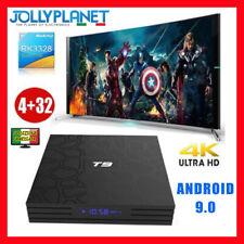 T9 PRO Android Box 9.0 4GB 32GB Quad Core 4K 60fps WiFi Smart TV