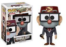 *NEW* Gravity Falls: #242 Grunkle Stan POP Vinyl Figure by Funko