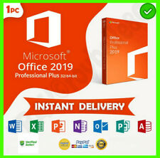 New ListingMicrosoft Office 2019 Pro Plus✅ Lifetime License🔑 Key 🔑