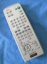 Genuine Original SONY RM-U500G AV Système Télécommande testé et nettoyé