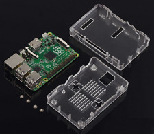 Klares Gehäuse für Raspberry Pi 3 Model B / Pi 2 B (transparent)