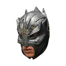 Mask Head Chinless Dragon Warrior - Halloween Cosplay Dress Latex Fancy LARP