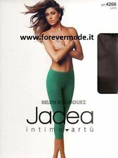 Pantacapri Donna Jadea Corto in Morbido cotone Elasticizzato Liscio Art 4266 oliva S/m