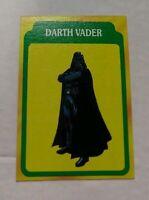 1980 TOPPS STAR WARS: EMPIRE STRIKES BACK #271 - Darth Vader