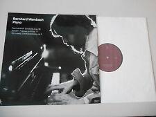 LP Klassik Bernhard Wambach - Piano (4 Song) WK SCHALLPLATTEN EDITION