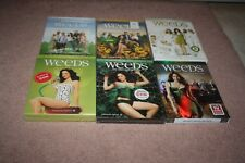 Weeds Complete Seasons 1 - 6  DVD *Brand New Sealed*