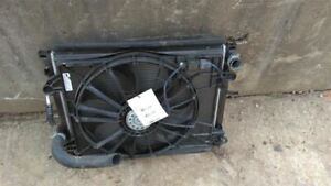 09-19 CHALLENGER Radiator With Fan & AC  153963